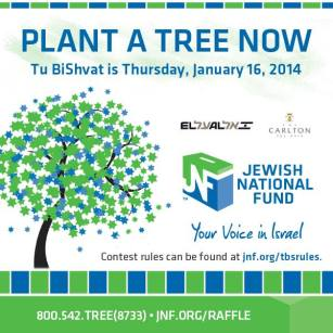 Image:  Jewish National Fund Facebook.