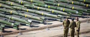 Hamas Firing China-Designed, Syria-Made M-302 Rockets:. Photo: NBC News.