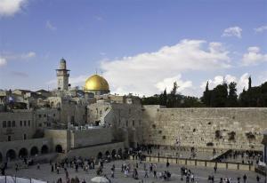 Western Wall, Jerusalem, Israel. Photo: Israel Ministry of Tourism - www.goisrael.com.