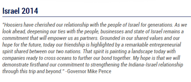 Credit: Office of Indiana Governor website.